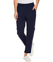 Mod-o-doc - Cotton Modal Spandex French Terry Cuffed Capris
