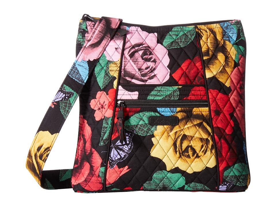 Vera Bradley Hipster (Havana Rose) Cross Body Handbags