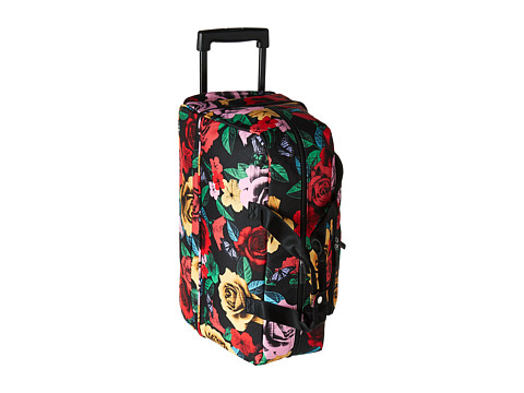 Vera Bradley Luggage Lighten Up Wheeled Carry On - Havana Rose
