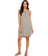 Mod-o-doc - Tencel Chambray Sleeveless Shirtdress
