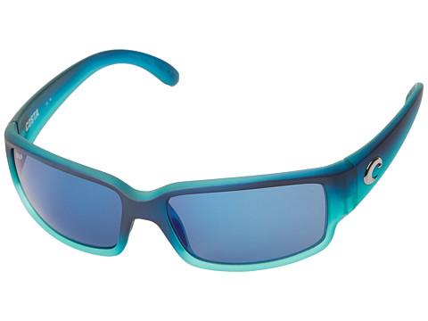 Costa Caballito - Matte Caribbean Fade Frame/Blue Mirror 580P