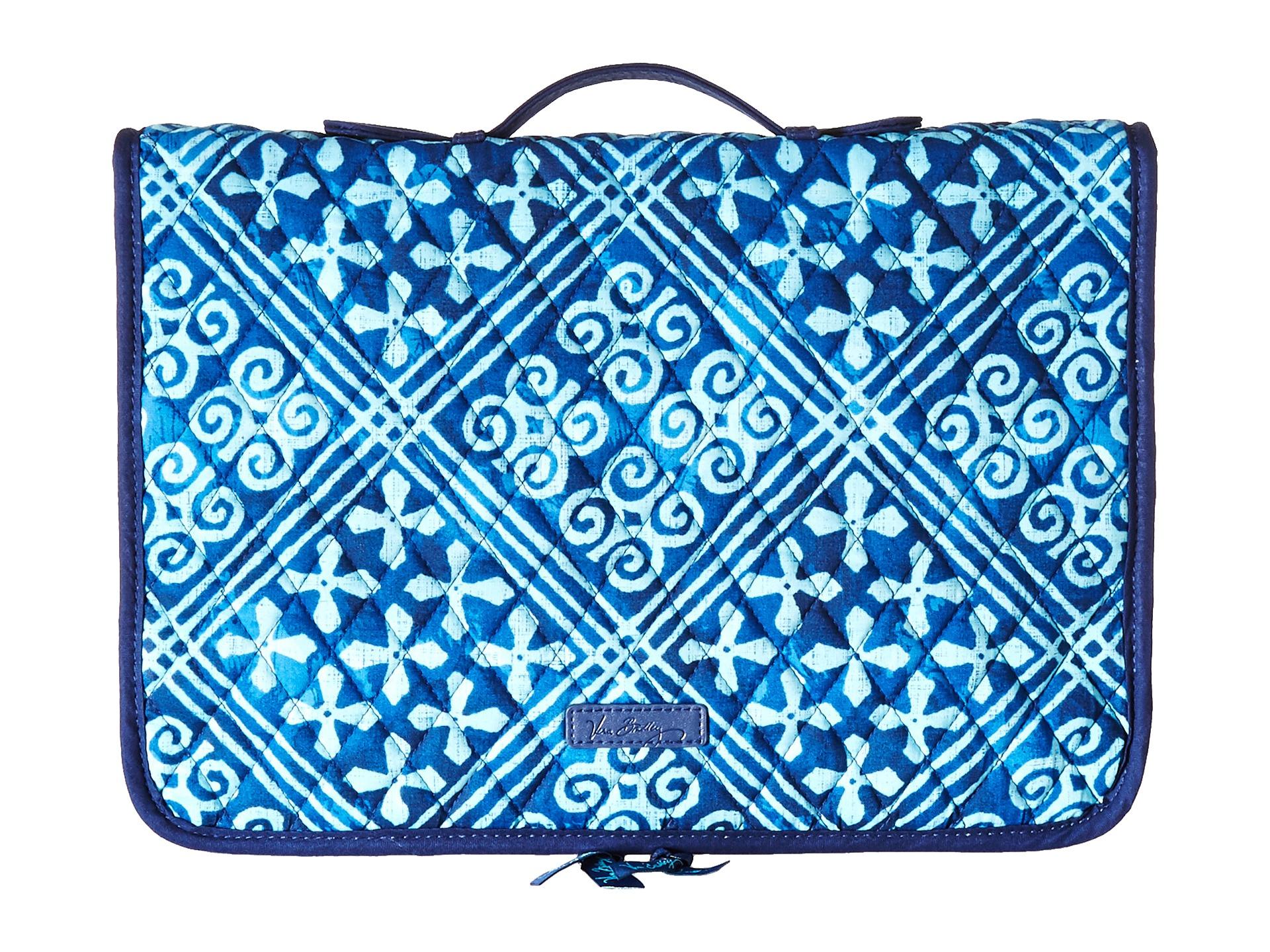 vera bradley luggage ultimate jewelry organizer at zappos