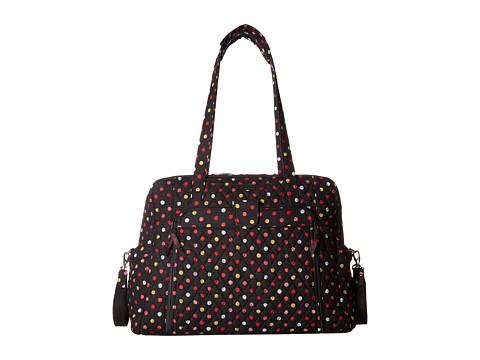 Vera Bradley Large Stroll Around Baby Bag - Havana Dots