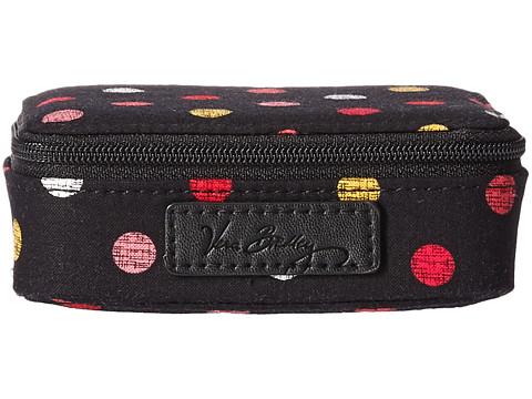 Vera Bradley Travel Pill Case - Havana Dots