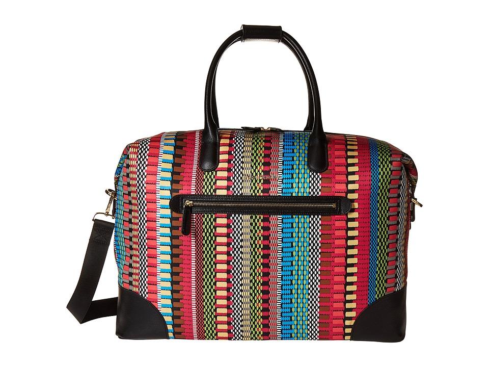 Vera Bradley Luggage Travel Duffel (Cha-Cha) Duffel Bags