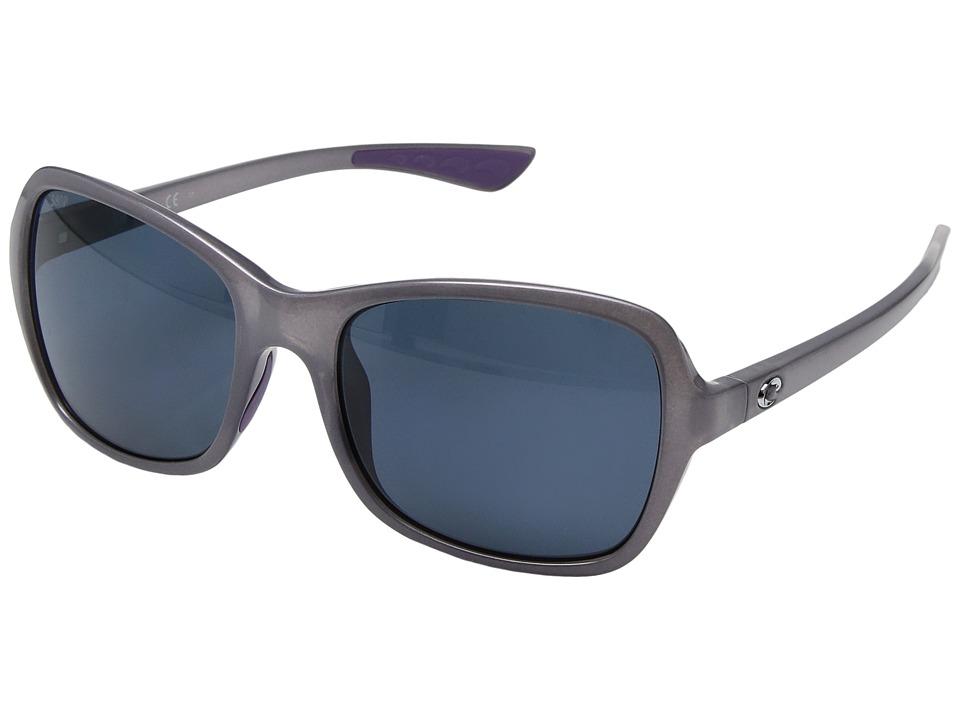 Costa Kare (Shiny Sea Lavender Crystal Frame/Gray 580P) S...