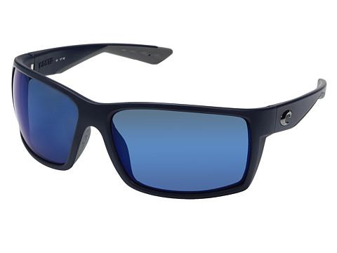Costa Reefton - Matte Blue Frame/Blue Mirror 580P
