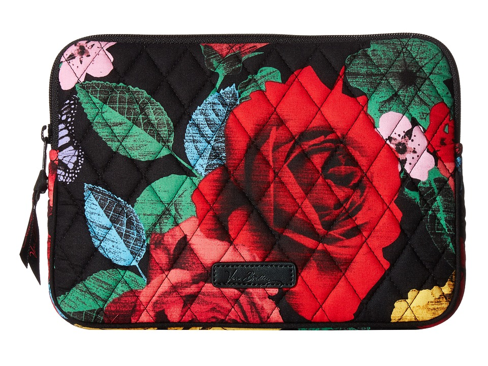 Vera Bradley E-Reader Sleeve (Havana Rose) Computer Bags