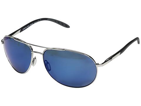 Costa Wingman 580 Plastic - Palladium Silver Frame/Blue Mirror 580P