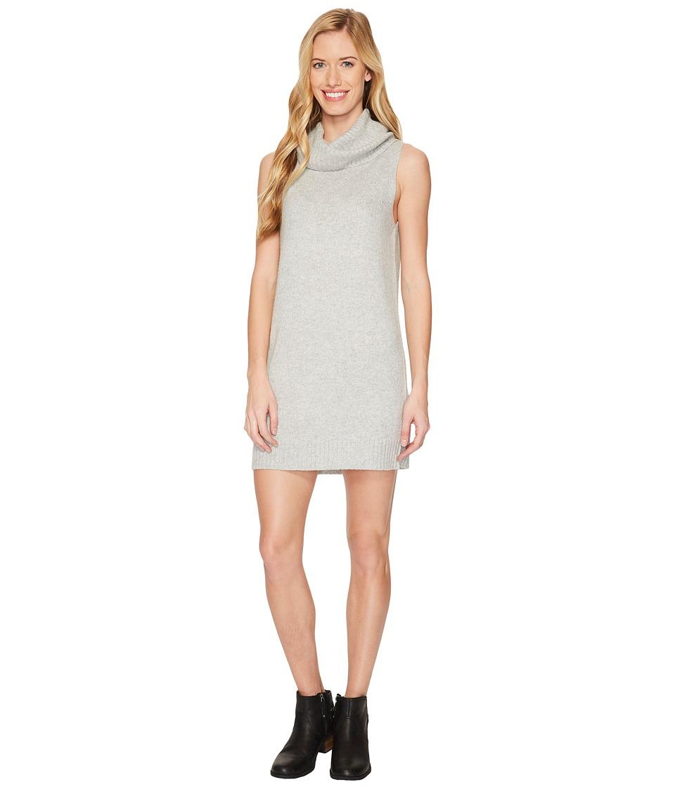 Lole Basia Dress (Light Grey Heather) Women
