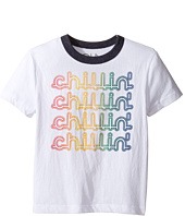 Chaser Kids - Vintage Jersey Tee (Toddler/Little Kids)