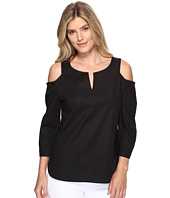 NYDJ - Agnes Cold Shoulder Top
