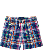 Polo Ralph Lauren Kids - Yarn-Dyed Poly Traveler Shorts (Toddler)