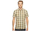 Fjallraven High Coast Big Check Shirt Short Sleeve