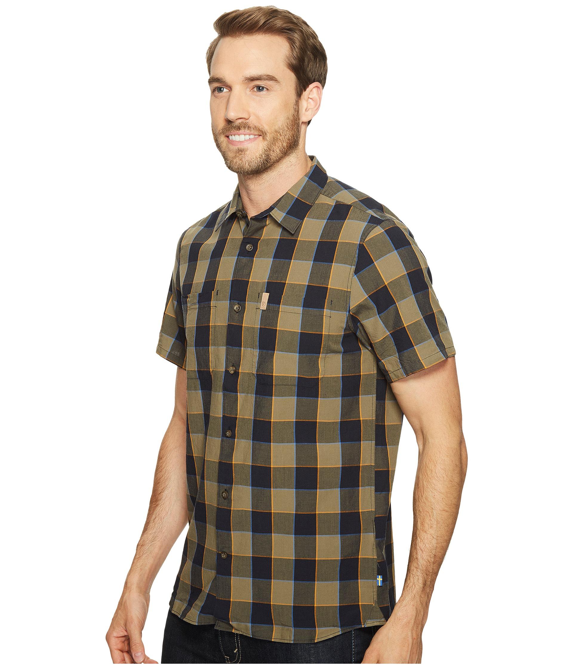 fjällräven logo t shirt w