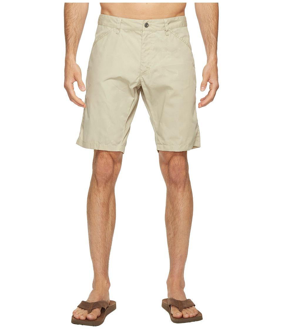 Fjallraven - High Coast Shorts (Limestone) Mens Shorts