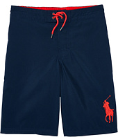 Polo Ralph Lauren Kids - Poly Twill Sanibel Boardshorts (Big Kids)
