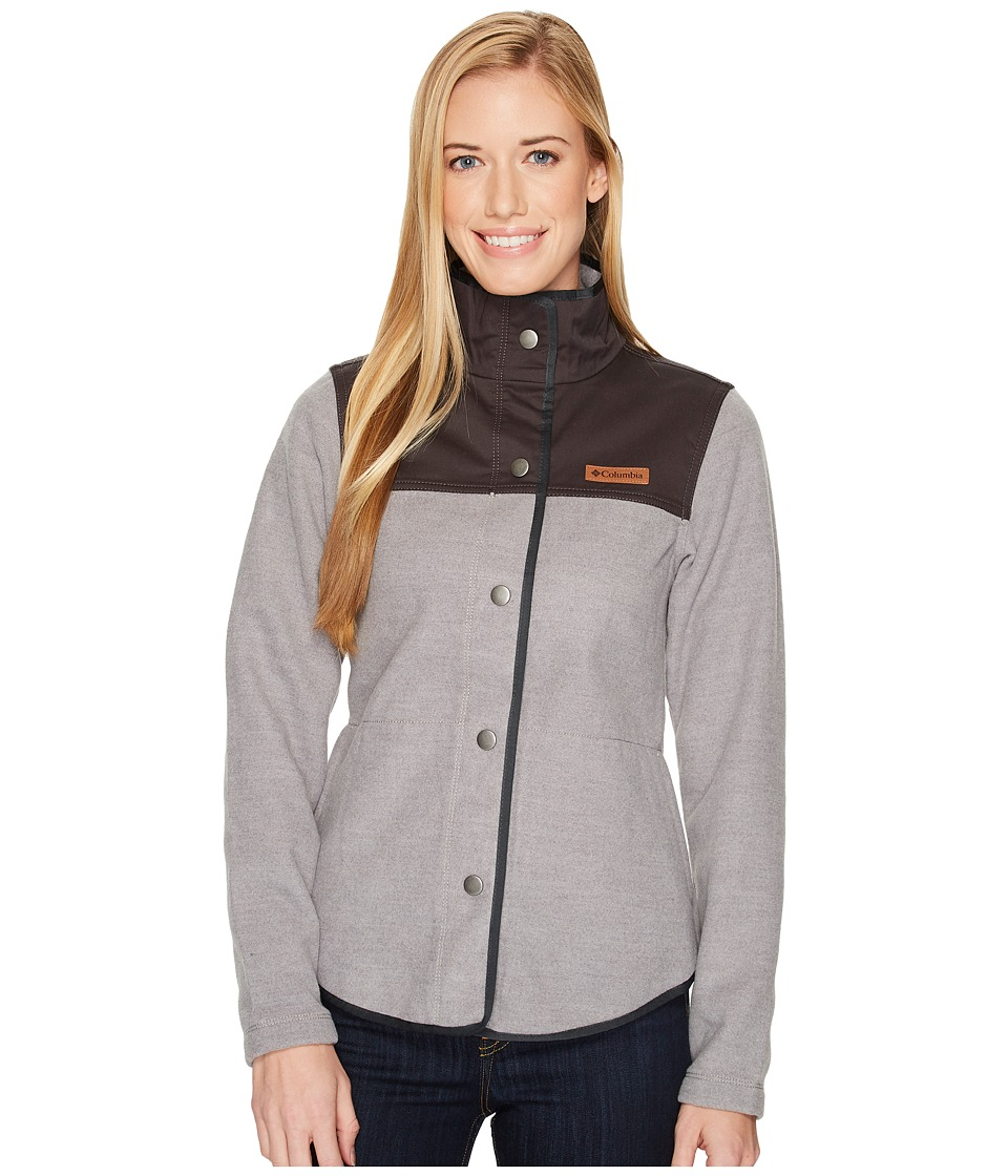 Columbia Alpine Jacket (Shark) Women