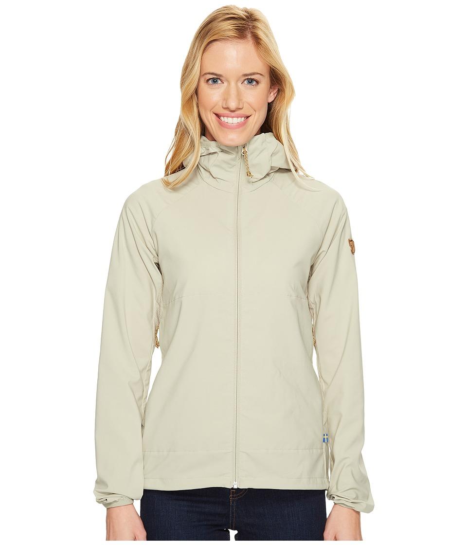 Fjallraven Abisko Hybrid Breeze Jacket (Limestone) Women