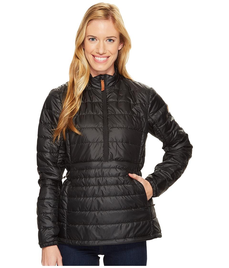 Fjallraven - Abisko Padded Pullover (Black) Womens Coat