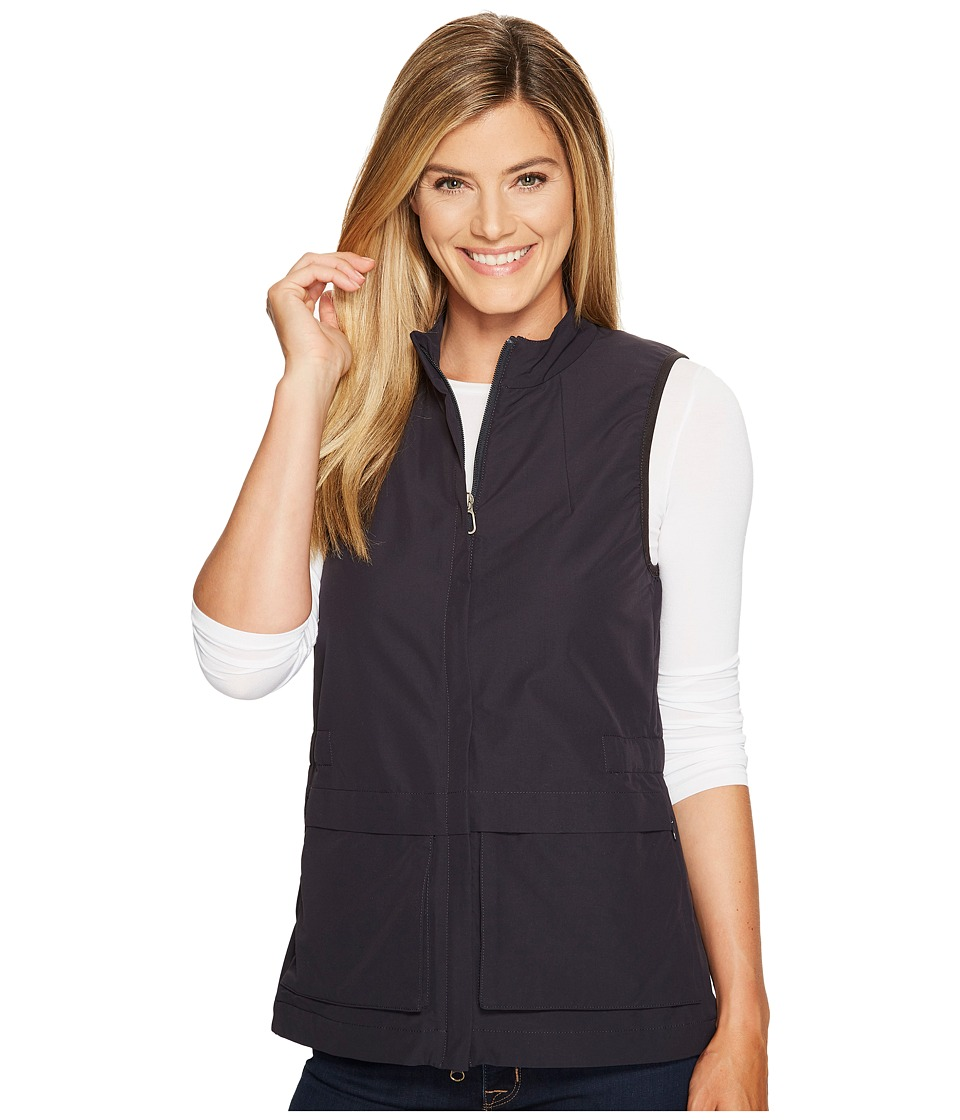 Fjallraven Travellers Vest (Dark Navy) Women