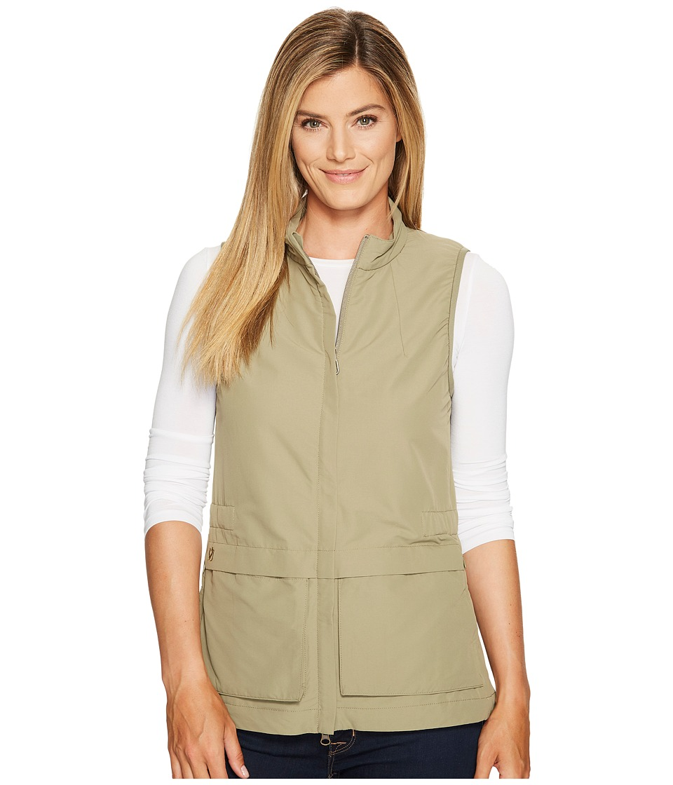 Fjallraven Travellers Vest (Savanna) Women