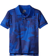 Polo Ralph Lauren Kids - Performance Lisle Short Sleeve Cut Sew Knit Top (Toddler)