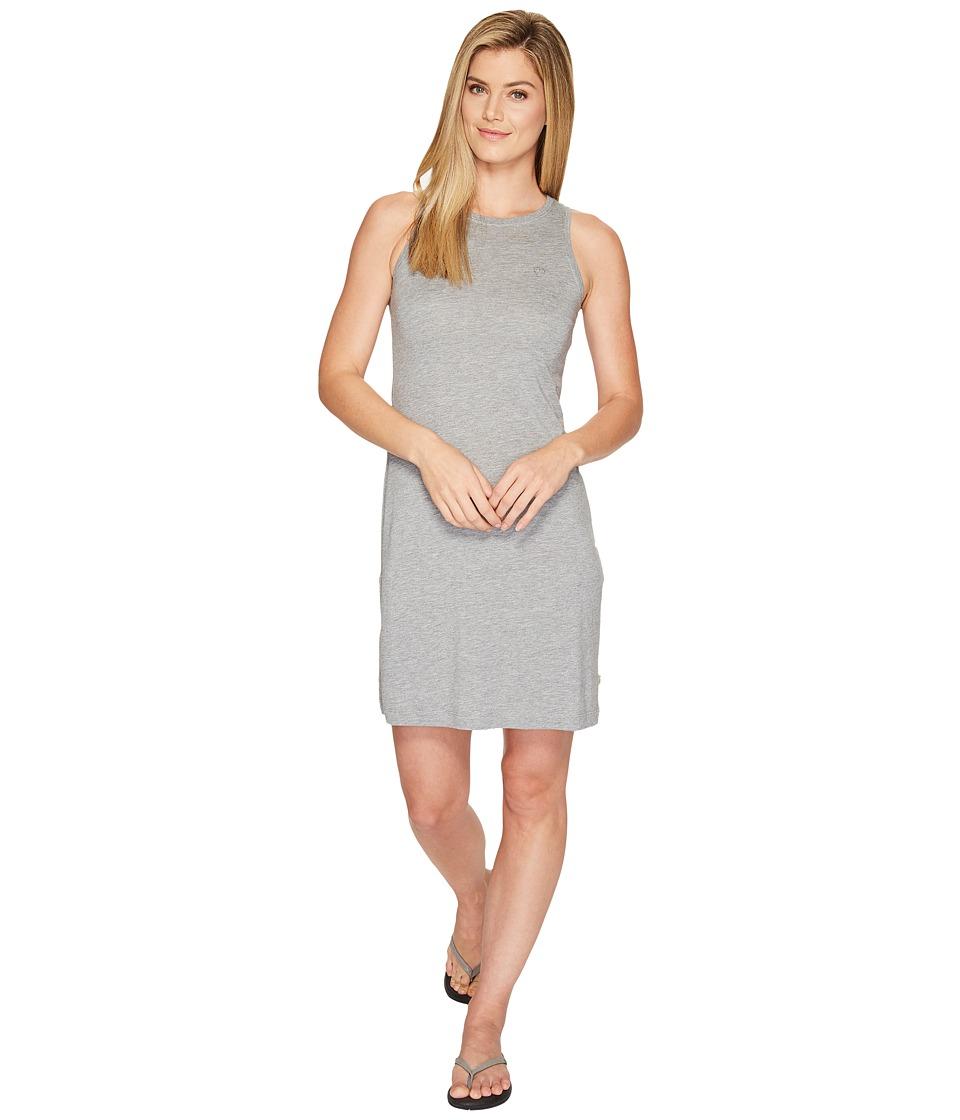 Fjallraven - High Coast Tank Dress (Grey) Womens Dress