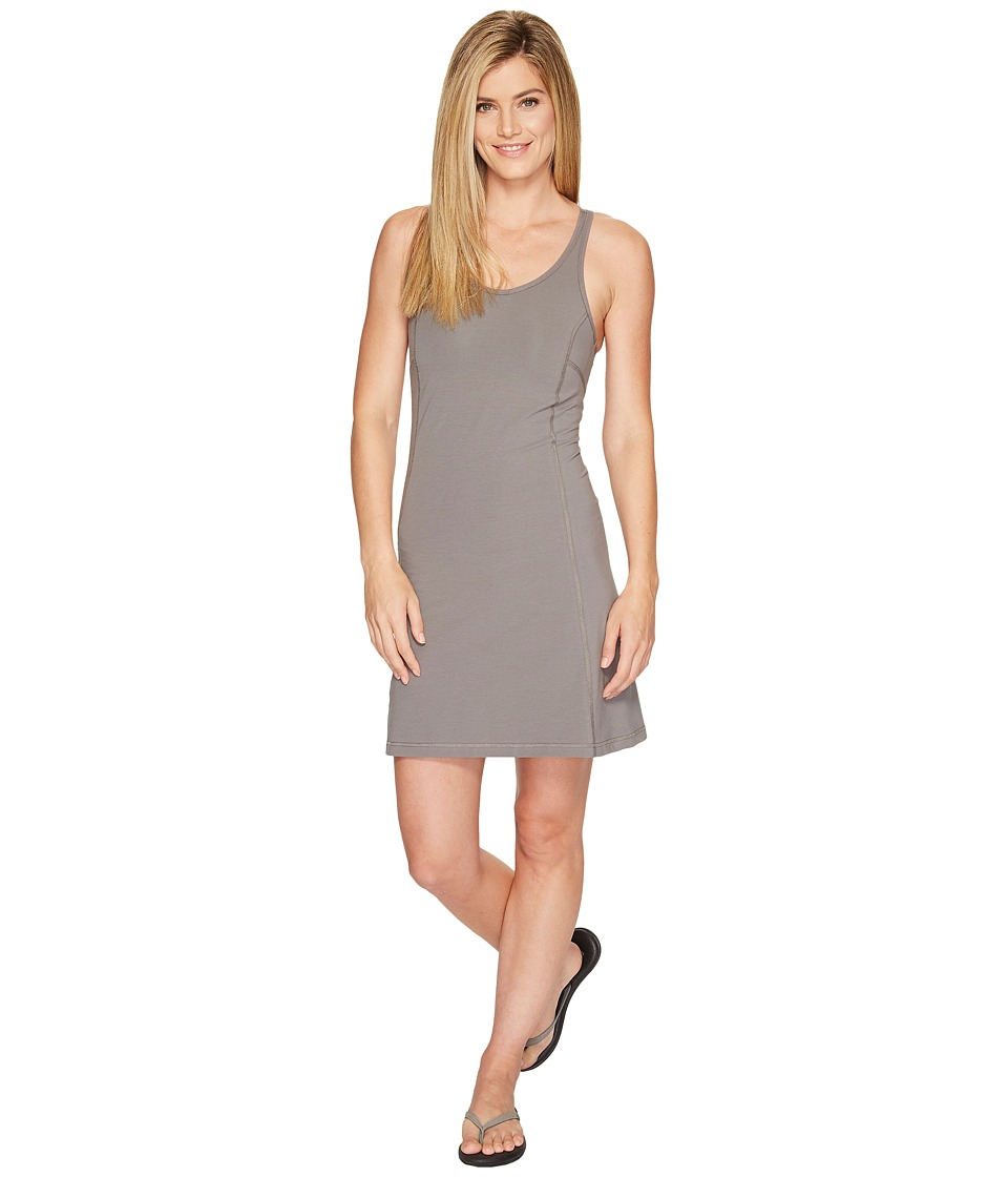 Fj llr ven High Coast Strap Dress (Grey) Women
