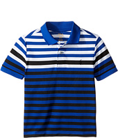 Polo Ralph Lauren Kids - Yarn-Dyed Tech Mesh Short Sleeve Polo (Toddler)
