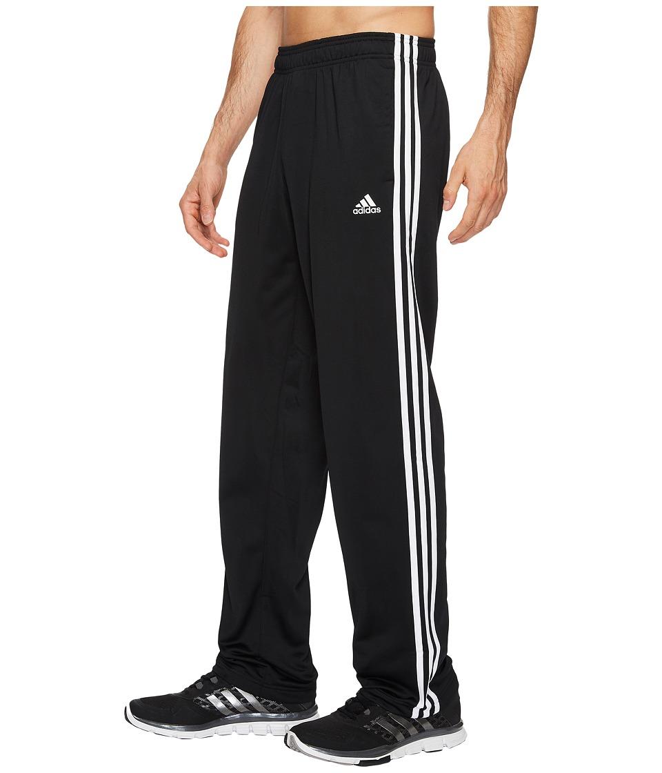 mens adidas essential track pants size small black