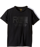 Polo Ralph Lauren Kids - Mesh Short Sleeve Crew Neck T-Shirt (Little Kids/Big Kids)