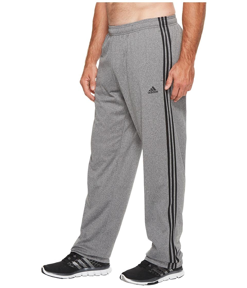 adidas - Big Tall Essentials 3-Stripes Regular Fit Tricot Pants