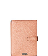 Lodis Accessories - Borrego RFID Under Lock & Key Passport Wallet with Ticket Flap