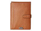 Lodis Accessories - Borrego RFID Under Lock & Key Passport Wallet with Ticket Flap