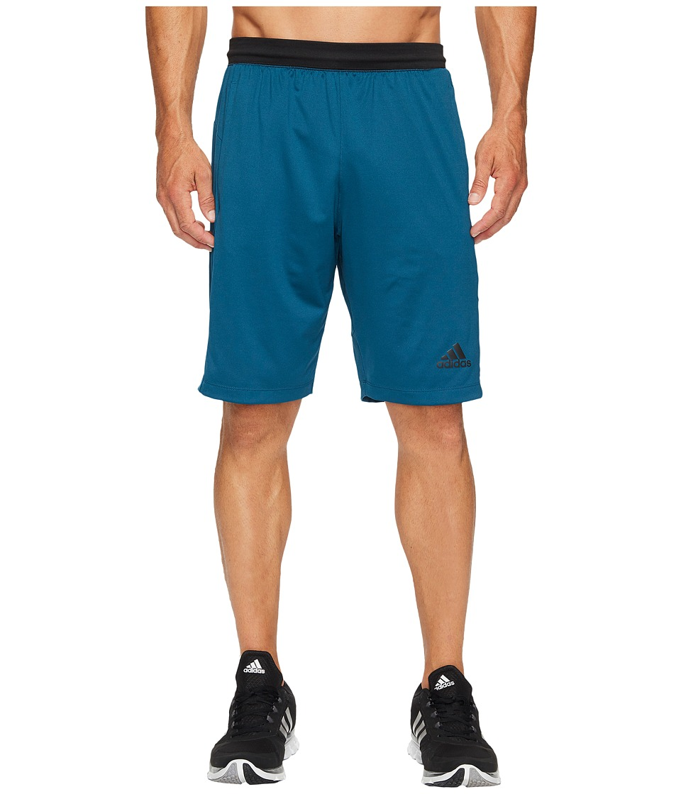 adidas SpeedBreaker Hype Shorts (Petrol Night) Men