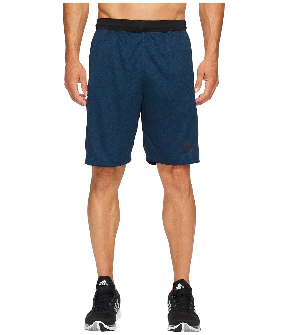 adidas SpeedBreaker Hype Shorts (Blue Night/Black) Men