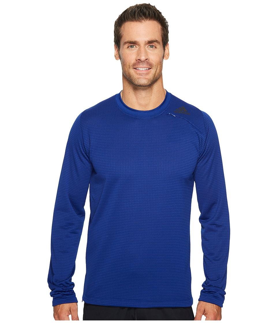 adidas - Athlete ID Long Sleeve Cover-Up
