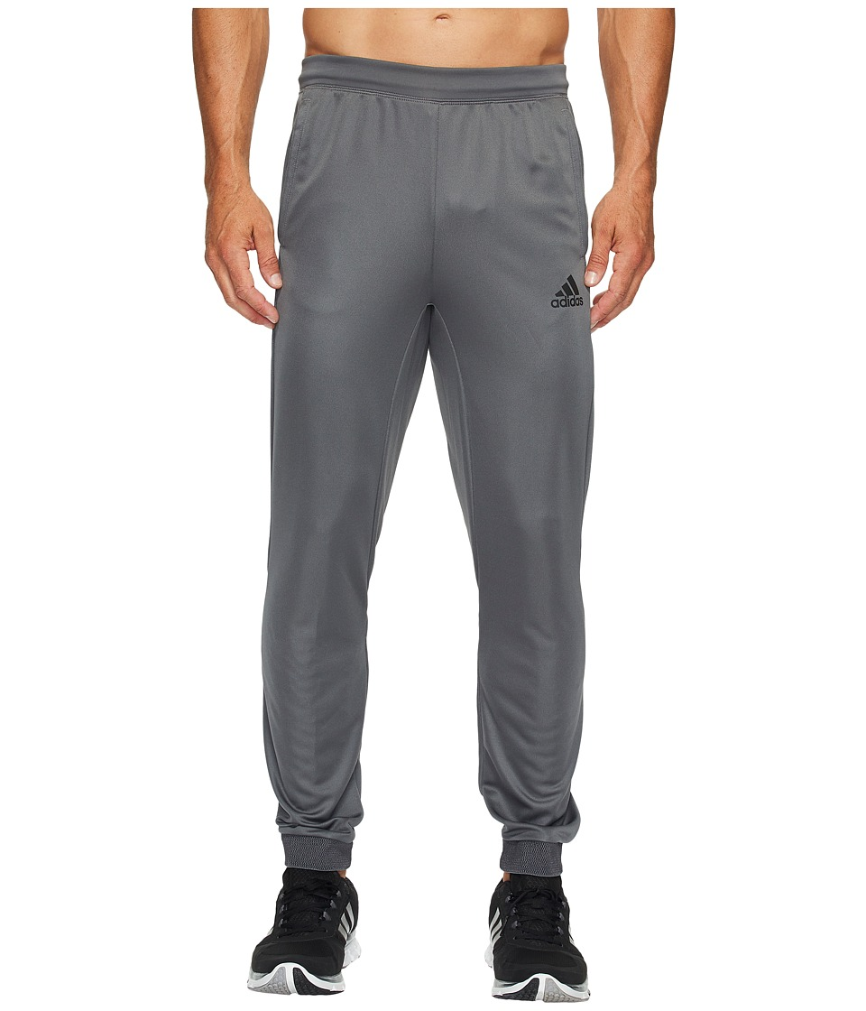 adidas Athlete ID Knit Pants (Grey 5) Men