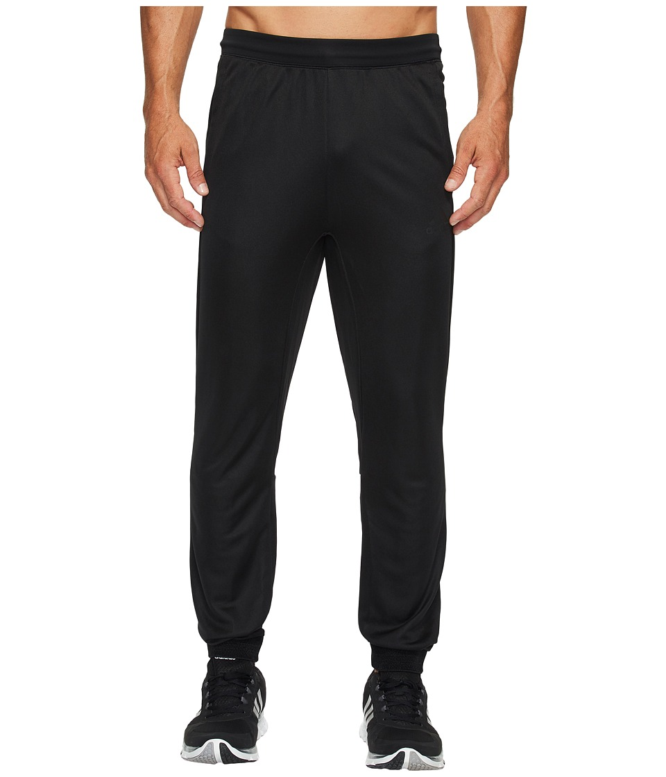 adidas Athlete ID Knit Pants (Black) Men