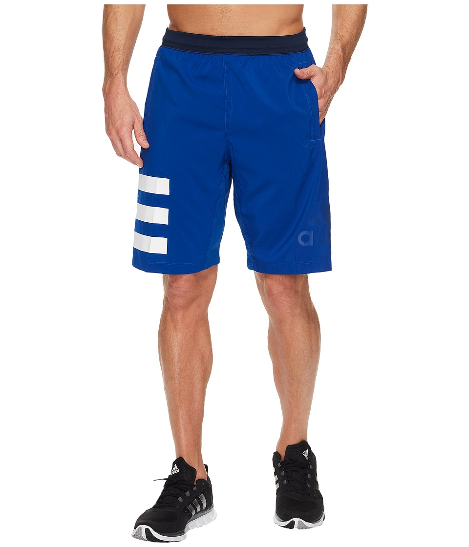 adidas Speedbreaker Icon Shorts (Collegiate Royal/Collegiate Navy) Men