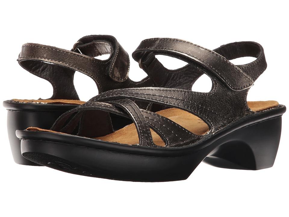 Naot Paris (Metal Leather) Sandals