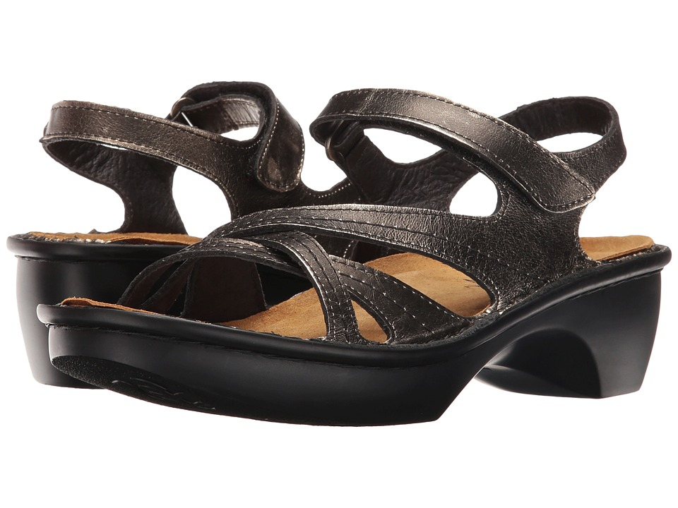 Naot Footwear Paris (Metal Leather) Sandals