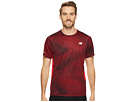 New Balance NB Ice Short Sleeve Print