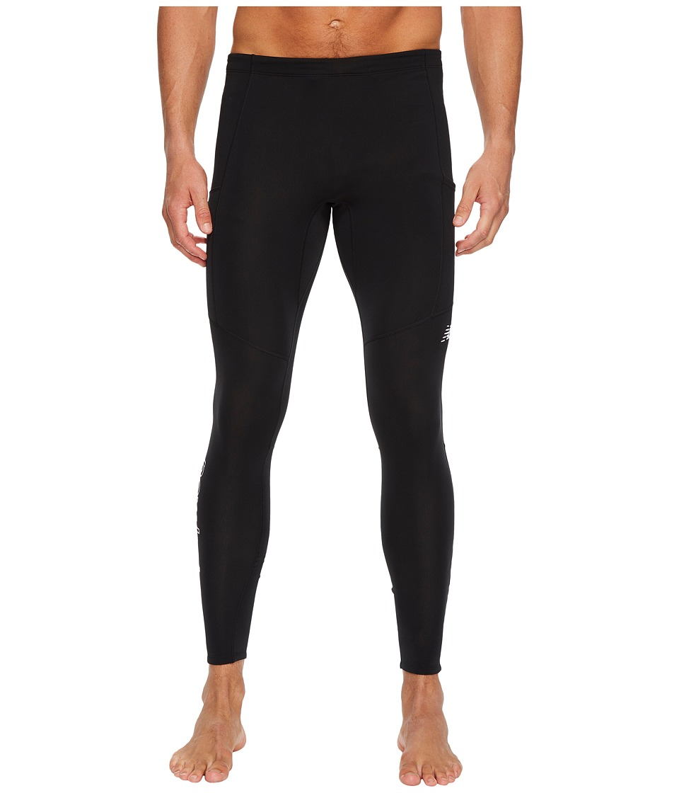New Balance NB Heat Tights (Black) Men