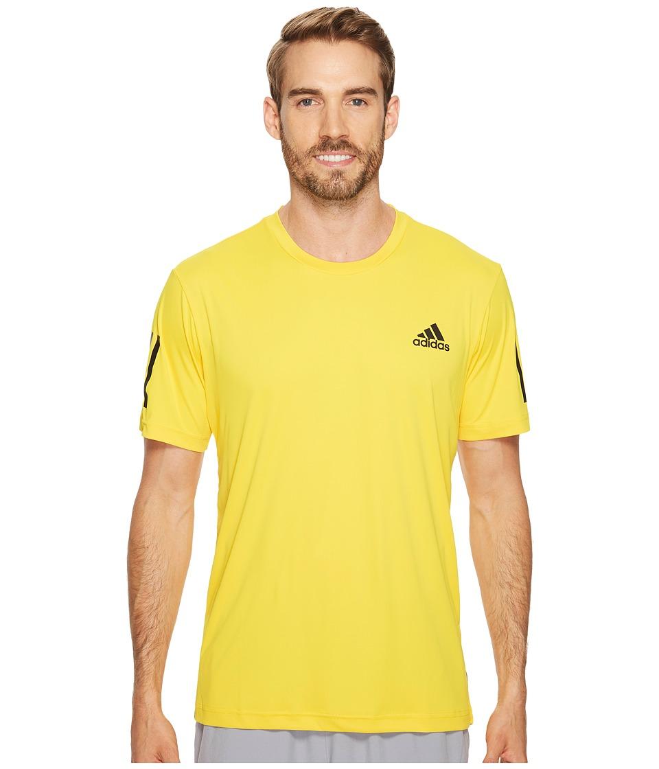 adidas Club Tee (EQT Yellow/Black) Men