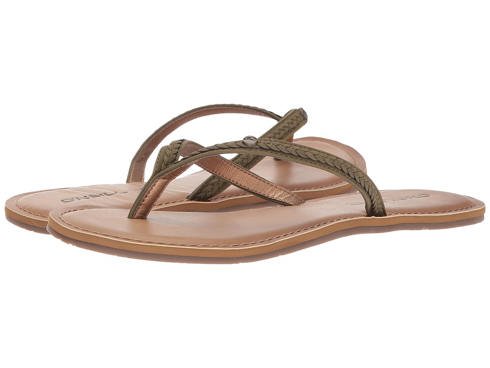 O'Neill Ojai River '16 (Olive) Women's Shoes
