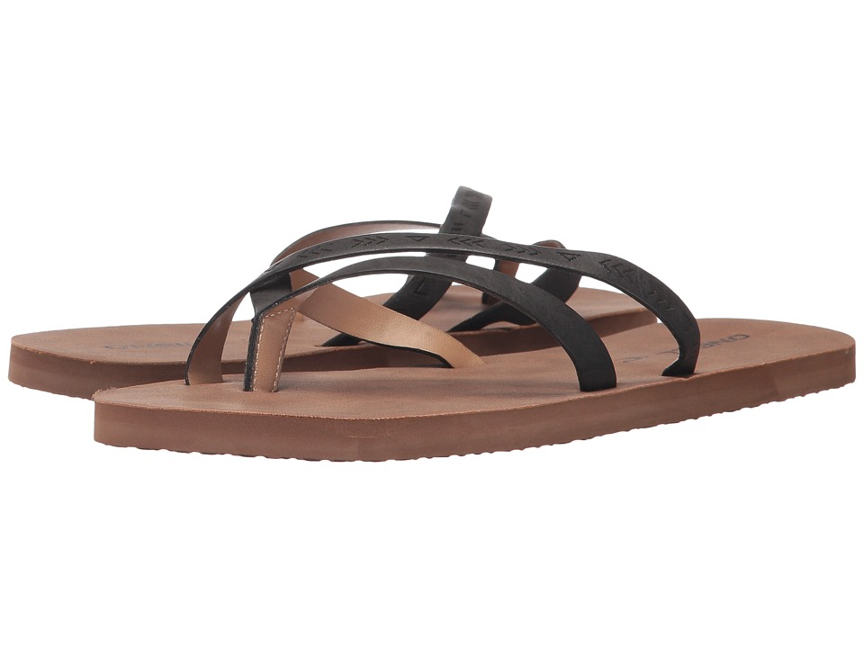 O'Neill - Harper (Black) Women's Sandals