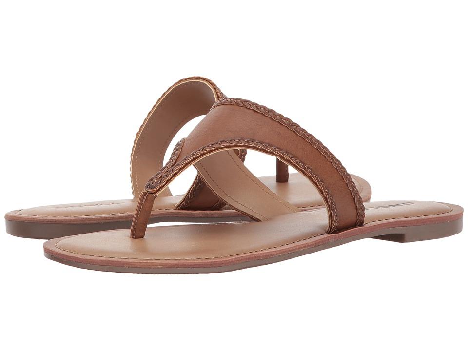 O'Neill Dahlia (Cognac) Sandals