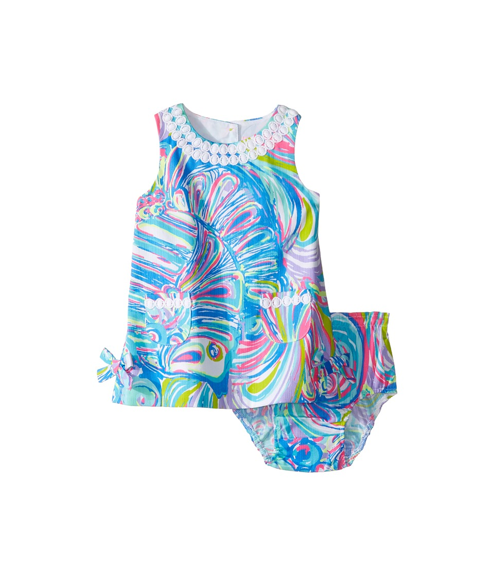 Lilly Pulitzer Kids Baby Lilly Shift (Infant) (Multi Gillty Pleasure) Girl